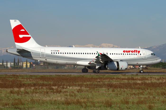 EI-EZO  A320-232  1723  Eurofly @ Aeroporto di Verona © Piti Spotter Club Verona