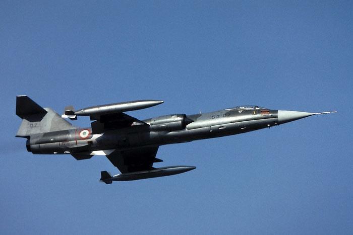 MM6563  3-43 (53-07)   F-104G  6563 © Piti Spotter Club Verona