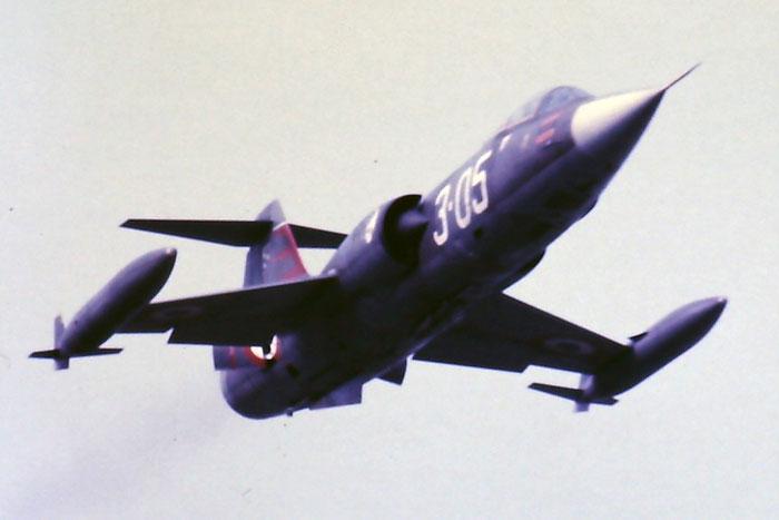 Gli F-104 del Terzo Stormo: 3-05 -  @ Aeroporto di Verona   © Piti Spotter Club Verona