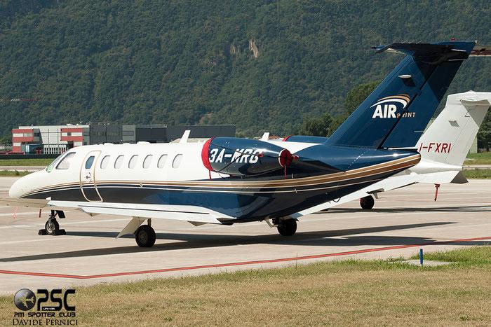 3A-MRG Ce525B 525B-0096 Roberto Giori @ Aeroporto di Bolzano © Piti Spotter Club Verona