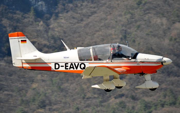 D-EAVQ Robin Apex DR-400/140 B DR40 @ Aeroporto di Trento © Piti Spotter Club Verona