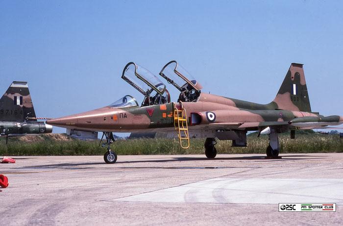 609   F-5B  N8079  © Piti Spotter Club Verona