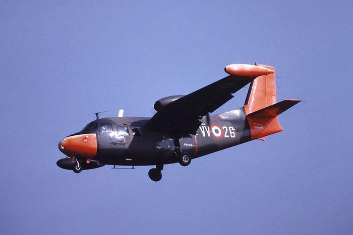 MM61926  VV-26  P166M-APM  436/85 @ Aeroporto di Verona   © Piti Spotter Club Verona
