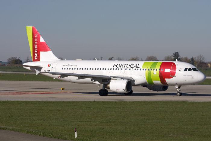 CS-TOD A340-312 91 TAP Portugal - Transportes Aéreos Portugueses @ Bologna Airport 03.12.2013 © Piti Spotter Club Verona