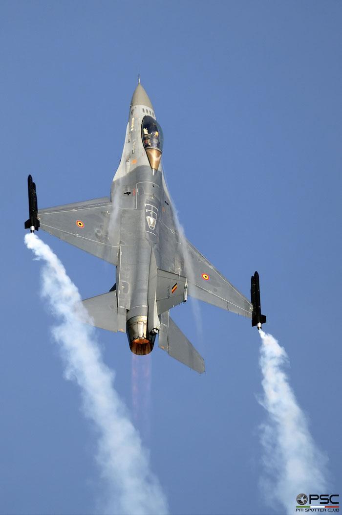FA134   F-16AM  6H-134  10w © Piti Spotter Club Verona