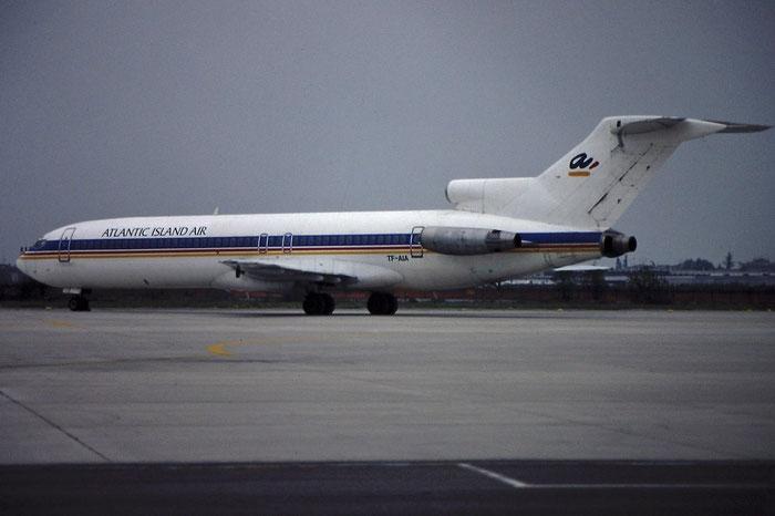 TF-AIA  B727-276  20951/1101  Atlantic Island Air - Atlantsflug  @ Aeroporto di Verona © Piti Spotter Club Verona