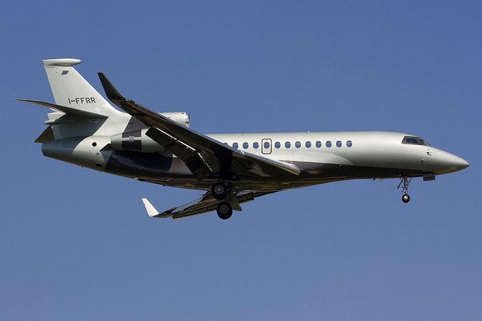 I-FFRR Falcon 7X 94 Eurofly Service @ Treviso Airport 20.08.2012 © Piti Spotter Club Verona