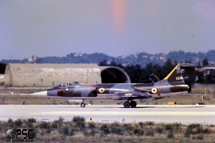 Gli F-104 del Terzo Stormo: 3-32 -  @ Aeroporto di Verona   © Piti Spotter Club Verona