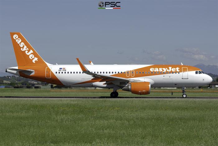 OE-IVB A320-214 7093 easyJet Europe @ Aeroporto di Verona 06.2019  © Piti Spotter Club Verona