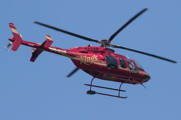 OK-SGR Private Bell 407 @ Aeroporto di Verona © Piti Spotter Club Verona