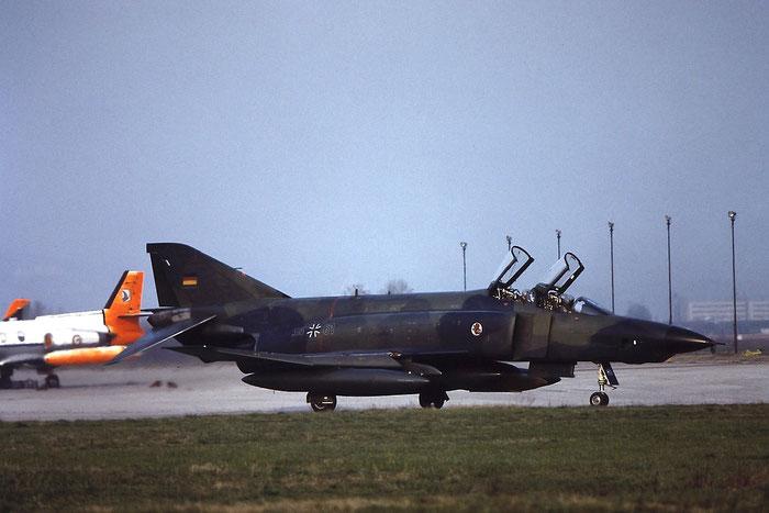 35+61   RF-4E-46-MC  4142 @ Aeroporto di Verona   © Piti Spotter Club Verona