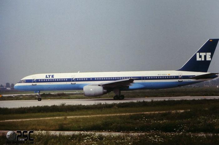 EC-EGH B757-2G5 23119/51 LTE International Airways @ Aeroporto di Verona - © Piti Spotter Club Verona