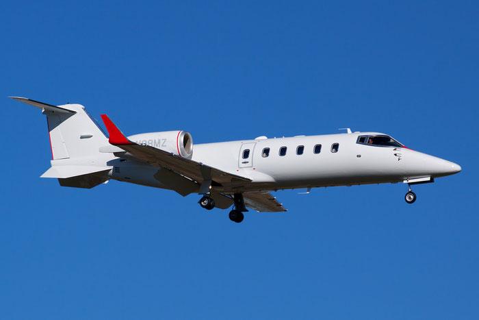 N88MZ Learjet 60XR 60-411 Knight Air LLC @ Bologna Airport 05.02.2013 © Piti Spotter Club Verona