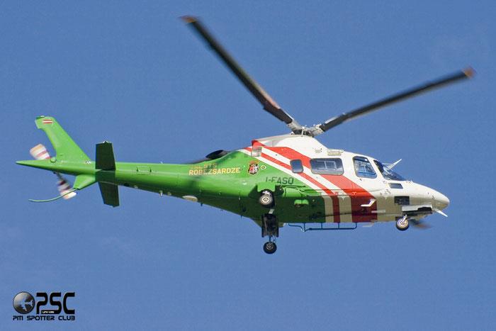 Latvia - State Border Guard - Agusta 109E Power - I-FASQ (registrazione provvisoria, ora YL-HMK) @ Aeroporto di Verona © Piti Spotter Club Verona