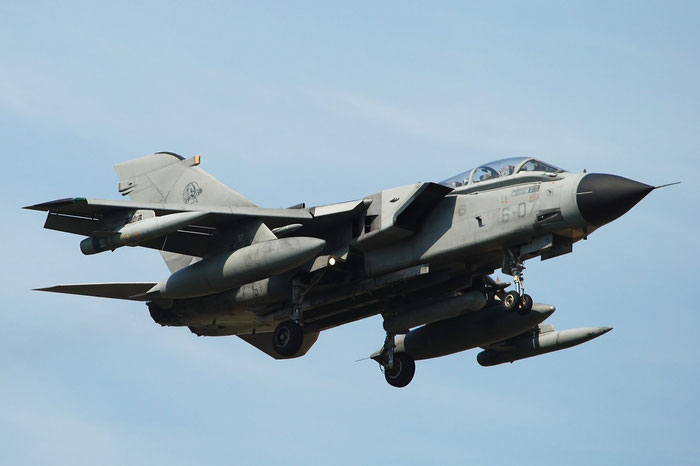MM7009  6-46  Tornado IDS MLU RET7  125/IS008/5012  GEA 6° Stormo @ Aeroporto di Verona   © Piti Spotter Club Verona