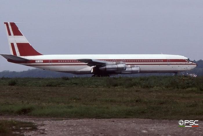 TF-IUC B707-344B 19133/538 Air Atlanta Icelandic © 2018 courtesy of Marco Ceschi - Piti Spotter Club Verona