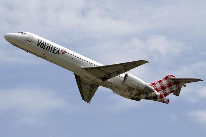 EI-FCU B717-2BL 55190/5149 Volotea Air @ Venezia Airport 01.08.2015 © Piti Spotter Club Verona