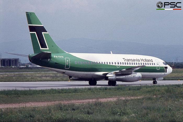 PH-TVH B737-222 19955/210 Transavia Airlines © 2018 courtesy of Marco Ceschi - Piti Spotter Club Verona