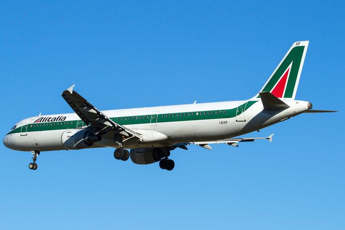 I-BIXP A321-112 583 Alitalia @ Bologna Airport14.02.2016  © Piti Spotter Club Verona