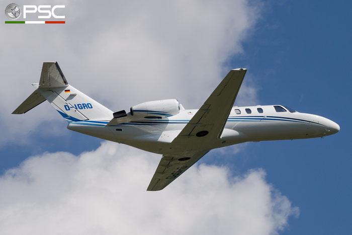 D-IGRO  Ce525A  525A-0230  Atlas Air Service  @ Aeroporto di Bolzano © Piti Spotter Club Verona
