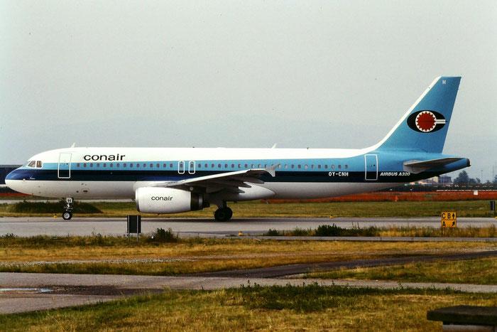 OY-CNH A320-231 179 @ Aeroporto di Verona © Piti Spotter Club Verona
