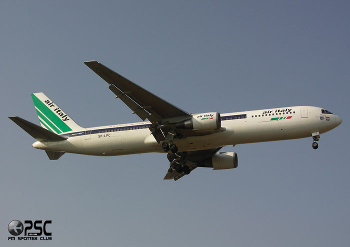 SP-LPC  B767-35DER  28656/659  Air Italy (2005)  @ Aeroporto di Verona © Piti Spotter Club Verona