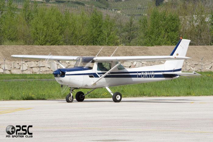 I-ORYO Cessna 152 C152 15283122 @ Aeroporto di Trento © Piti Spotter Club Verona