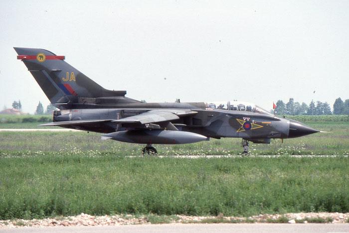 ZA542  035  Tornado GR4  050/BS012/3026 @ Aeroporto di Verona   © Piti Spotter Club Verona