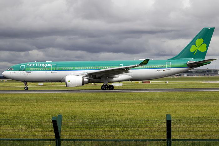 EI-DUO A330-202 841 Aer Lingus @ Dublin Airport 14.08.2016  © Piti Spotter Club Verona