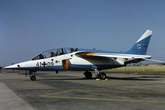 41+09   Alpha Jet A  0109 © Piti Spotter Club Verona