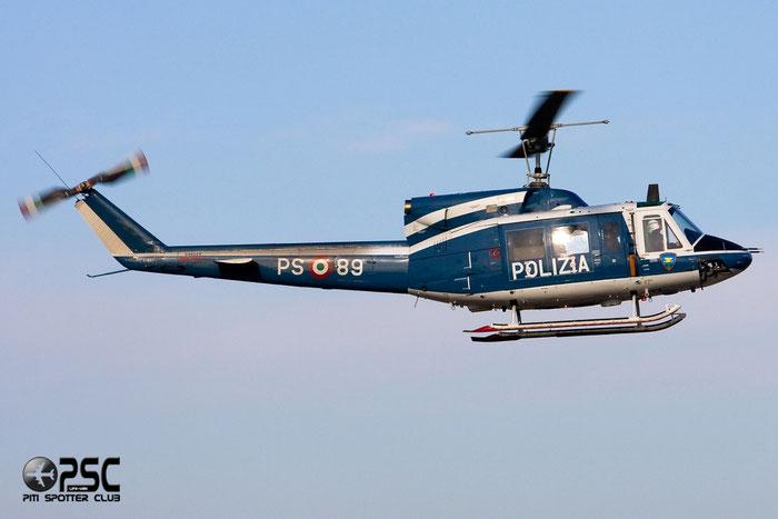 MM81651  PS-89  AB212  5837  1° RV Pratica  @ Aeroporto di Verona   © Piti Spotter Club Verona