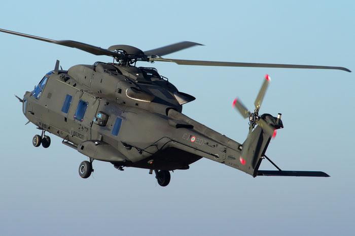 MM81524  E.I.207  UH-90A  1034/ITAR08  1° Gruppo Sqd  @ Aeroporto di Verona   © Piti Spotter Club Verona