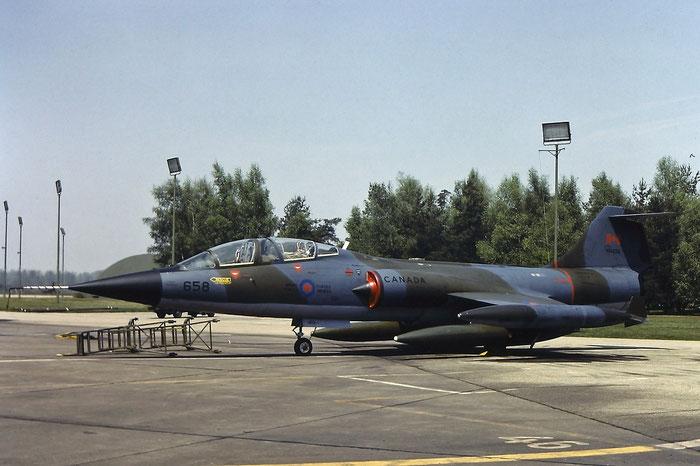 104658   CF-104D Mk2  583A-5328 © Piti Spotter Club Verona