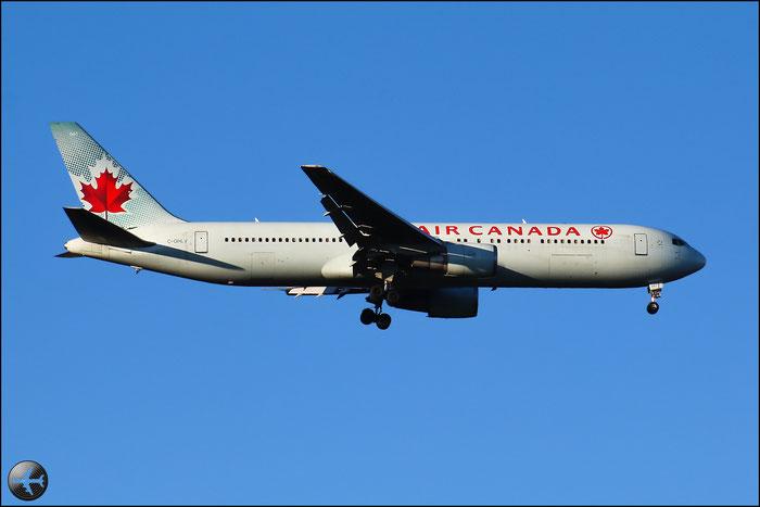 C-GHLV B767-333ER 30852/843 Air Canada @ Milano Malpensa Airport 31.01.2015 © Piti Spotter Club Verona