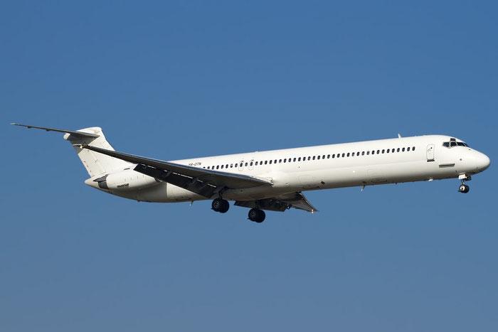 YR-OTN MD-82 49119/1070 Jetran Air @ Bologna Airport 15.11.2011 © Piti Spotter Club Verona