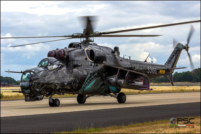 3366   Mi-35  203366  221.vrl © Piti Spotter Club Verona