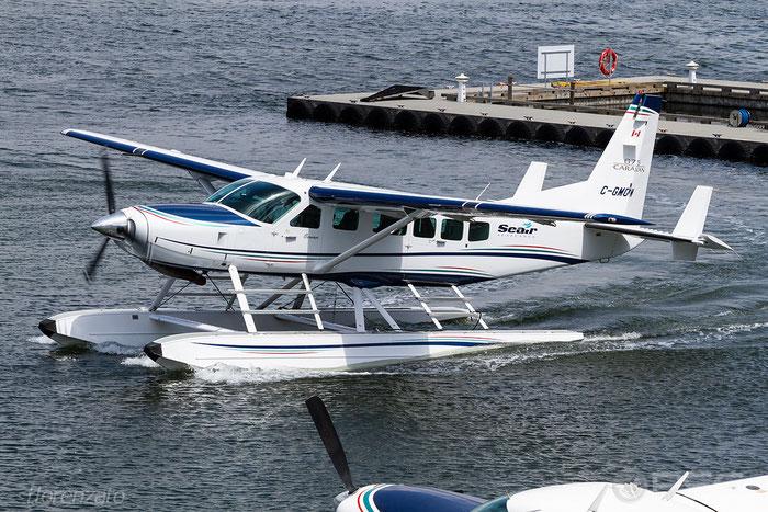 C-GMOW - Cressna C-208 Caravan - Seair Seaplanes @ Vancouver Harbour Flight Center 05.2018 © Piti Spotter Club Verona