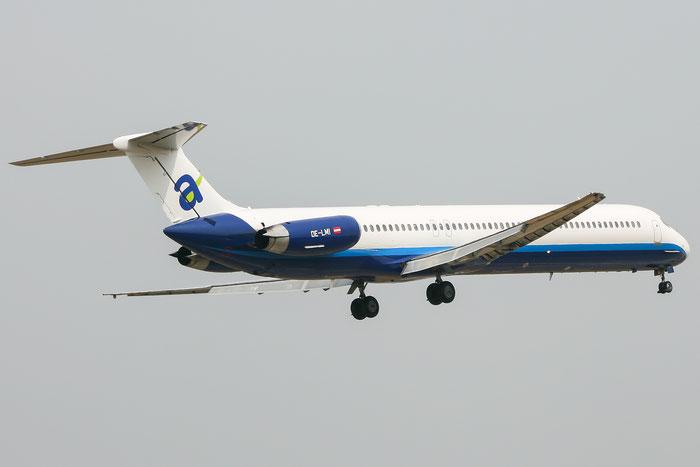 OE-LMI  MD-83  49823/1540  Air Comet @ Aeroporto di Verona 2007 © Piti Spotter Club Verona