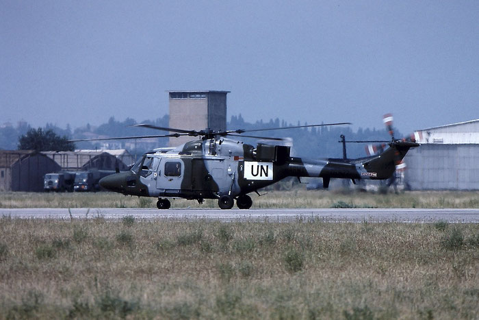 ZG922   Lynx AH9  361 RAF (ONU) @ Aeroporto di Verona   © Piti Spotter Club Verona