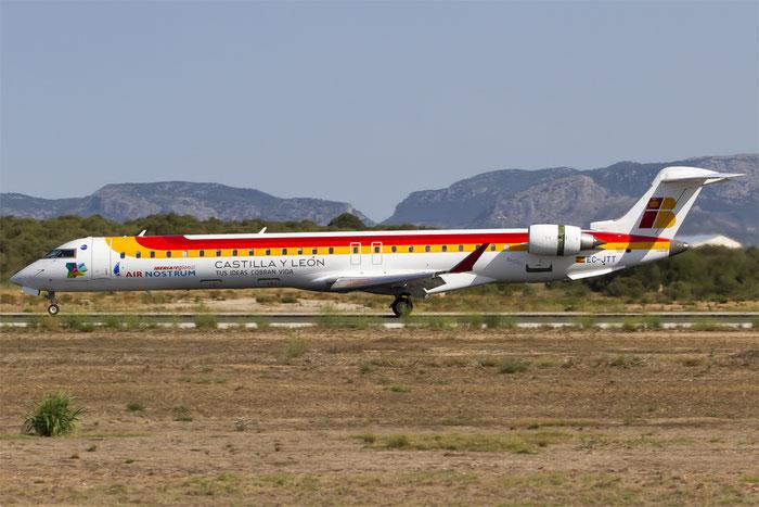 EC-JTT CRJ900ER 15074 Air Nostrum @ Palma de Mallorca Airport 07.2014 © Piti Spotter Club Verona