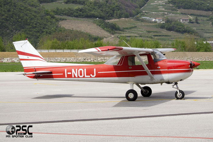 I-NOLJ Reims Aviation F150L C150 0948 @ Aeroporto di Trento © Piti Spotter Club Verona