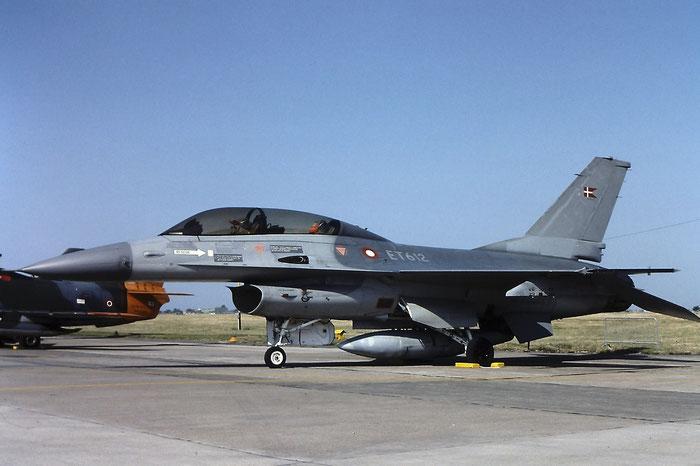 ET-612   F-16BM  6G-9  Esk 727 © Piti Spotter Club Verona