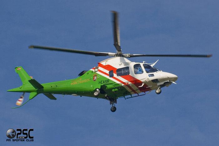 Latvia - State Border Guard - Agusta 109E Power - I-EASR (registrazione provvisoria, ora YL-HML) @ Aeroporto di Verona © Piti Spotter Club Verona