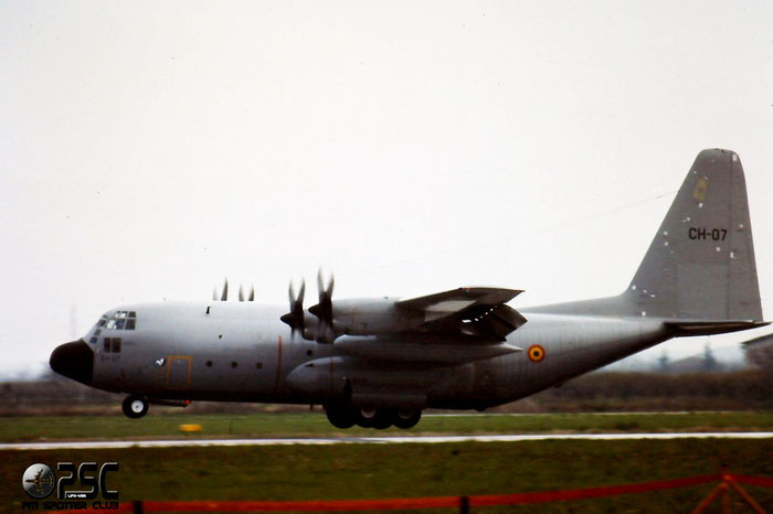 CH07   C-130H  4476  20sq @ Aeroporto di Verona   © Piti Spotter Club Verona