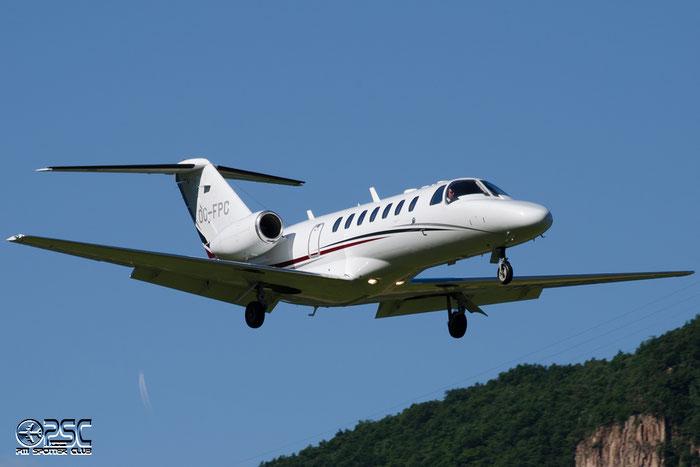 OO-FPC Ce525B 525B-0147 Flying Group @ Aeroporto di Bolzano © Piti Spotter Club Verona