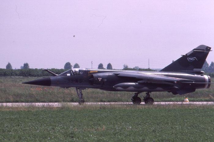 644  33-NS  Mirage F1CR   @ Aeroporto di Verona   © Piti Spotter Club Verona