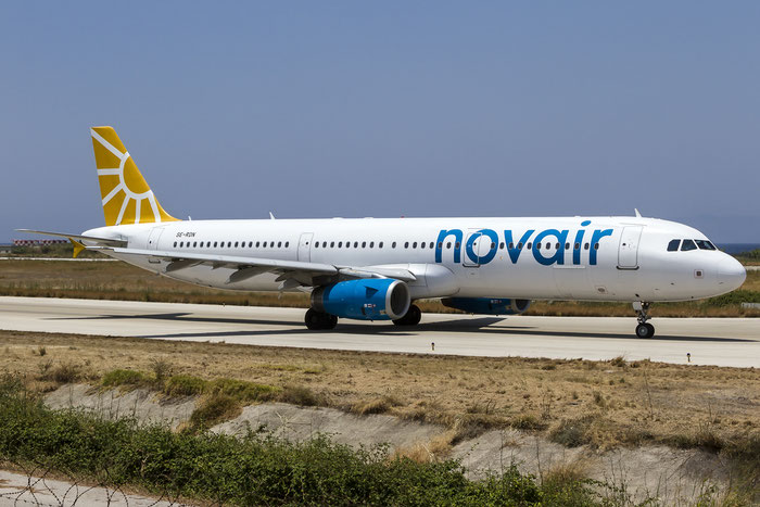 SE-RDN A321-231 2211 Novair @ Rhodes Airport 08.07.2015 © Piti Spotter Club Verona