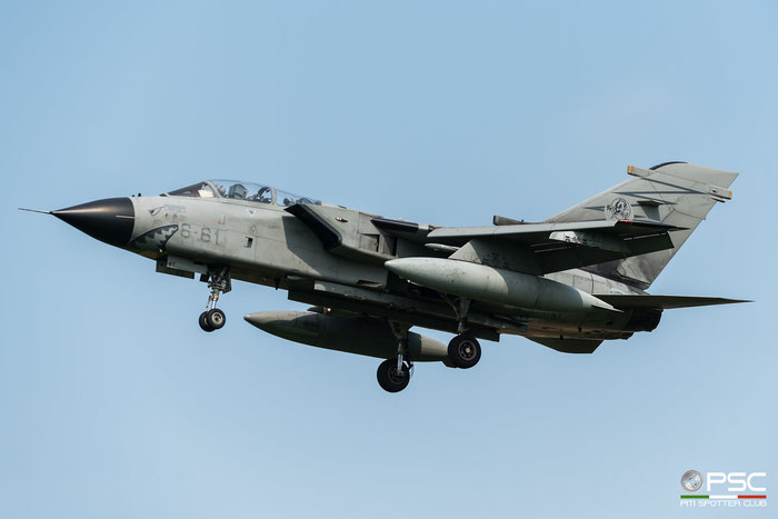 MM7047  6-61  Tornado ECR MLU RET8  392/ECR../5056  155° Gruppo ETS © Piti Spotter Club Verona