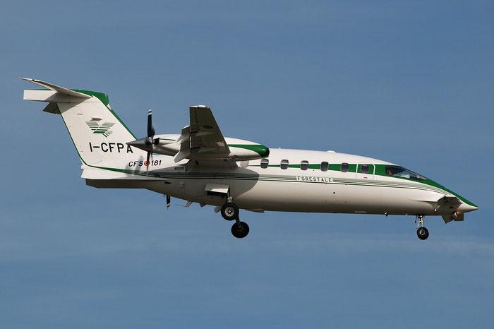 I-CFPA Piaggio P-180AM Avanti P180 @ Aeroporto di Verona © Piti Spotter Club Verona