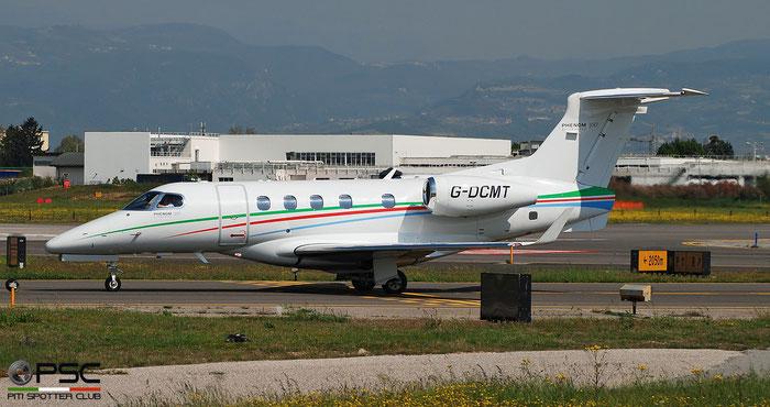 G-DCMT EMB505 50500133 Centreline Aviation Ltd. @ Aeroporto di Verona 04.2019  © Piti Spotter Club Verona